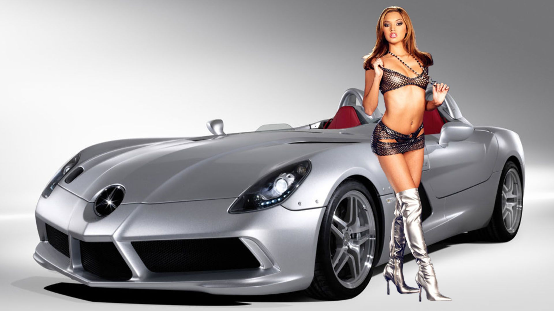 hot sexy models with car hot girl with car wallpaper 26 - Super Cool Cars With Girls