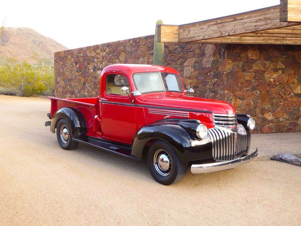 1946 Chevrolet 3100 1/2 Ton Pickup....looks like new.... Maintenance ...