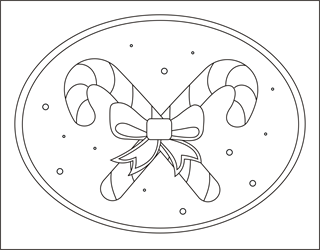 Candy Cane Coloring Pages Christmas Coloring Sheets Free Coloring