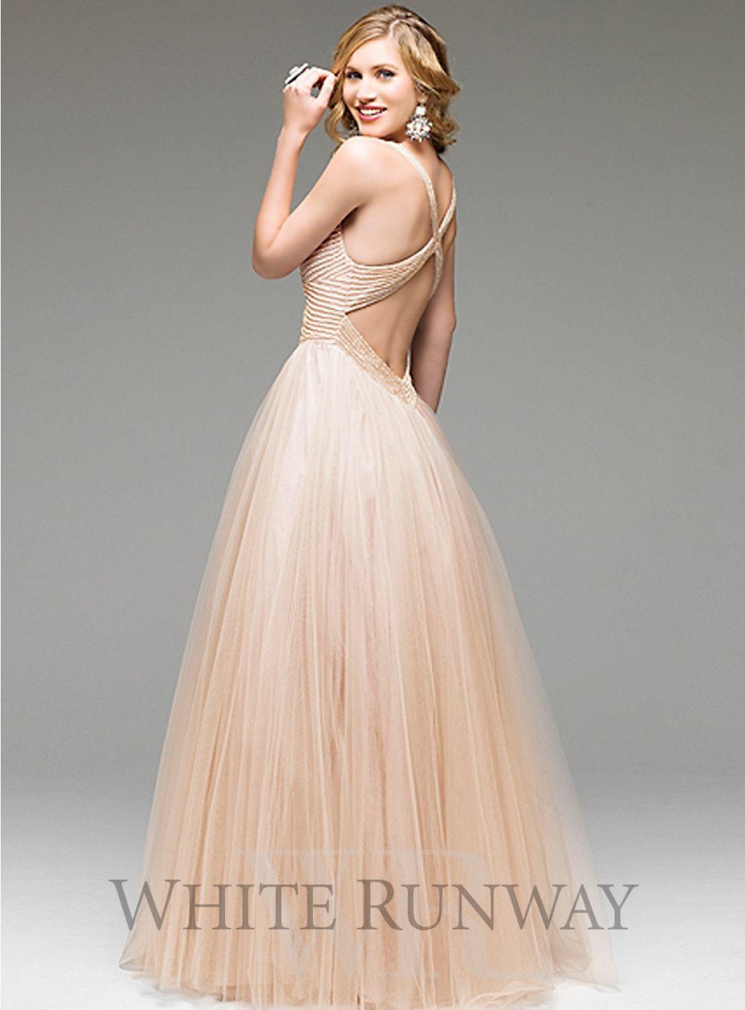 Priya Beaded Dress. A beautiful bridal gown by designer Jadore ...