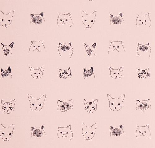 Wallpaper Pattern Wallpaper Cat Wallpaper Dog Wallpaper