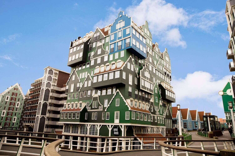 Inntel Hotels Amsterdam Zaandam Hotel In Zaandam Vlakbij Amsterdam Hotel Hotels Reizen