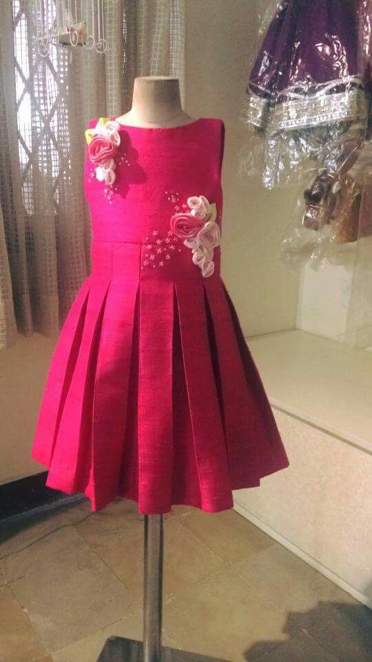 Pin By Lilysha Rani On Baby Kids Frocks Frocks For