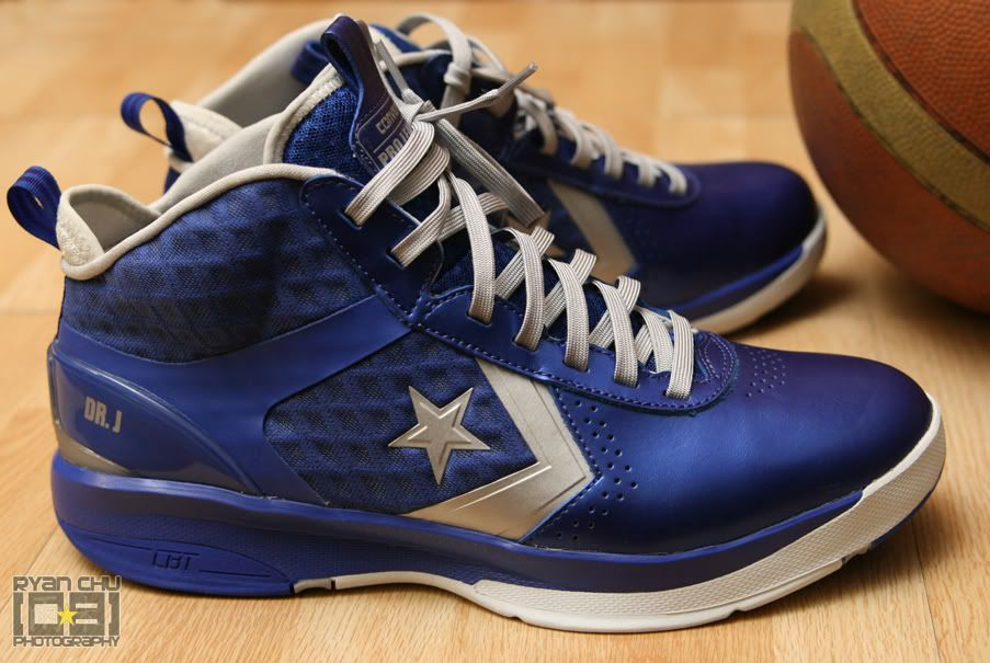 converse dr j basketball shoes