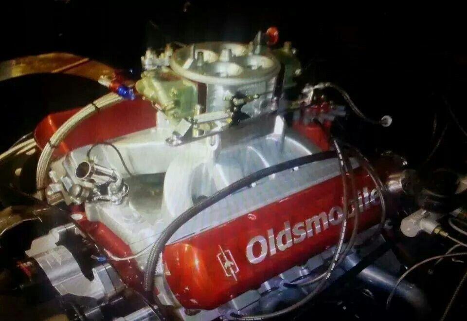 Big block Oldsmobile 455 Rocket | oldsmobile muscle | Car
