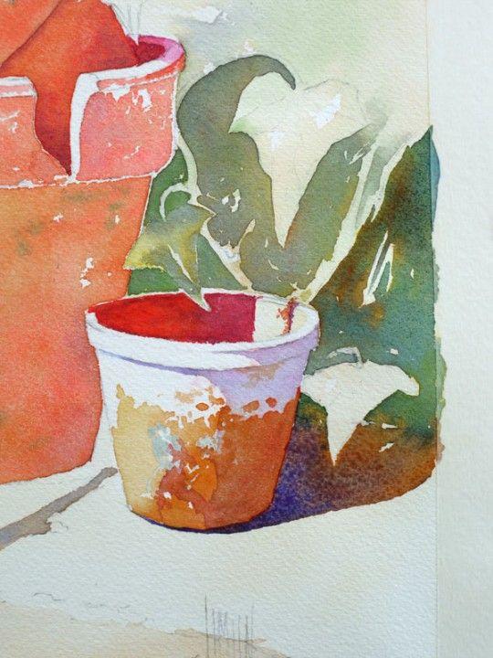 Pot Fleur Optimisation Couleur Pot Zoom5 Design Watercolors