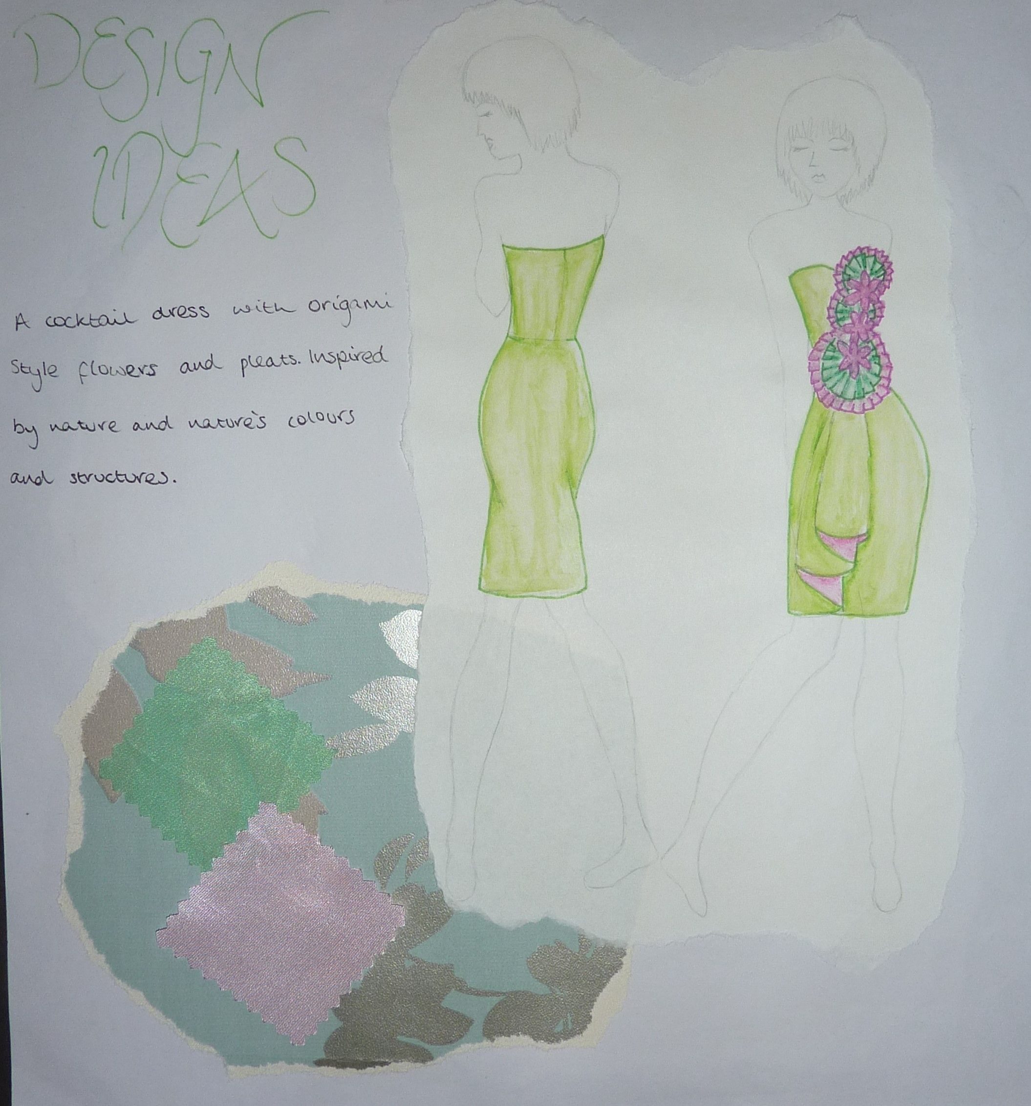 MK Young Fashion Designer of the Year 2010/11 - Design Idea