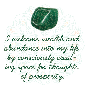 Green aventurine affirmation in our crystal affirmations ebook green aventurine affirmation in our crystal affirmations ebook fandeluxe Document