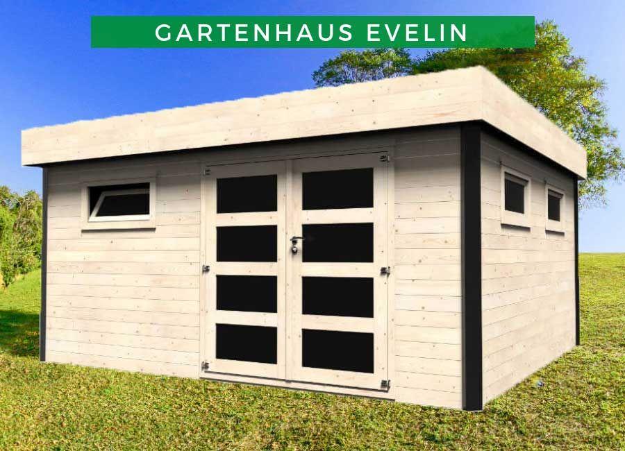 Gartenhaus Evelin 28mm (mit Bildern) Gartenhaus