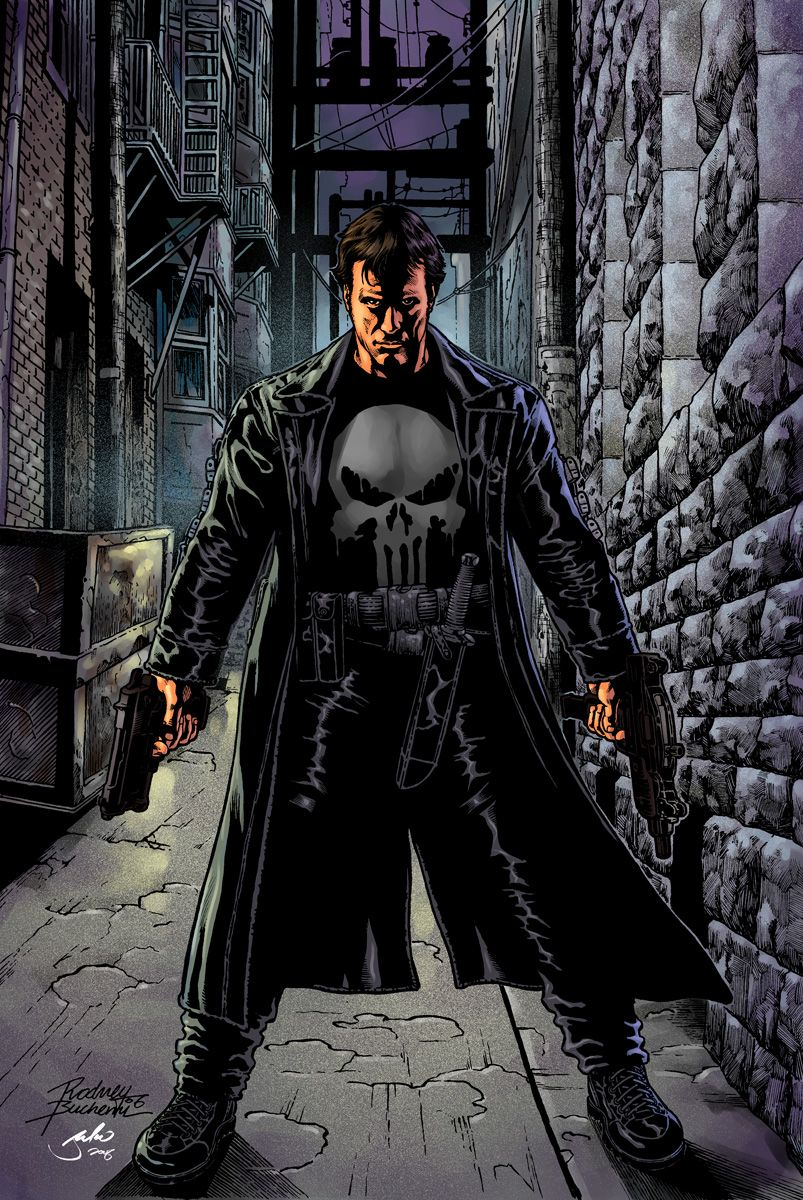 Image result for marvel comics punisher