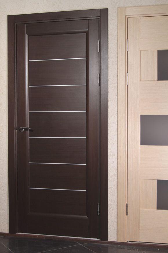 Lagoon Wenge Modern Interior Door Door Design Modern Modern Interior Door Doors Interior Latest style aluminum room door