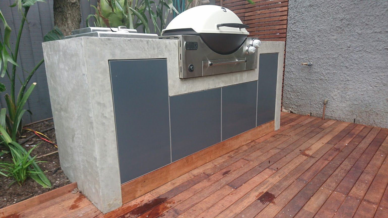 Pin by LimeTree Alfresco on Weber Q3600 Project Images