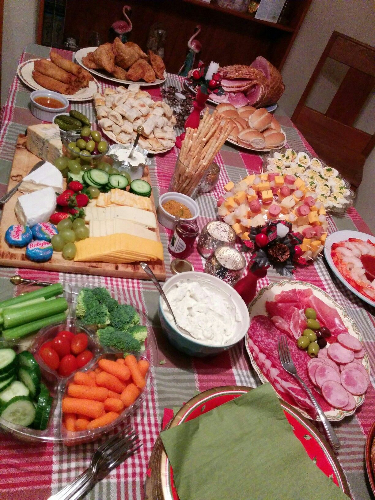 Christmas Eve Menu Ideas For Buffet.Boxing Day Buffet Table Settings In 2019 Boxing Day Food