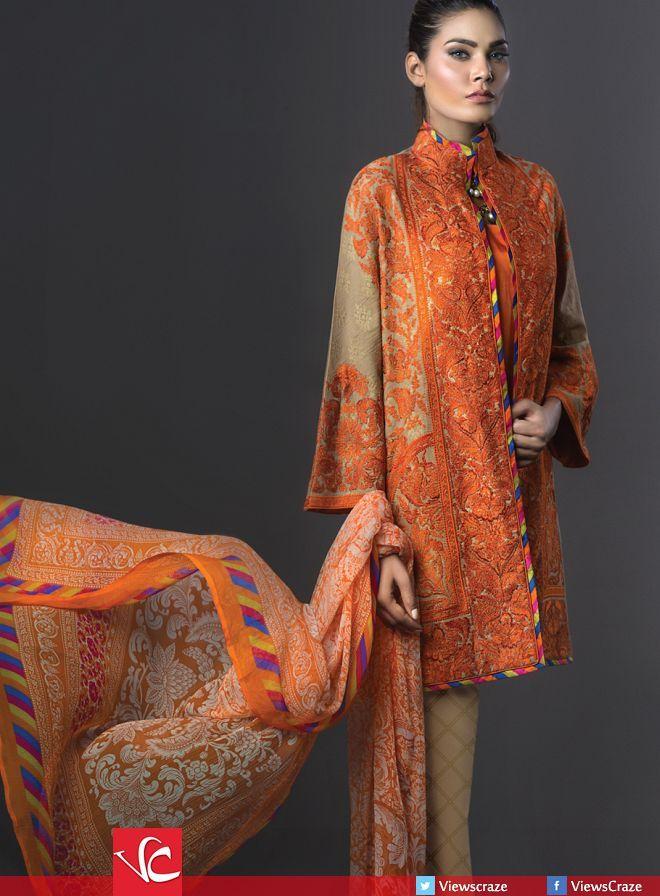 d99d64b2e9 Sana Safinaz Eid Luxury Formal Wear Collection 2016 | Bridal Wear ...
