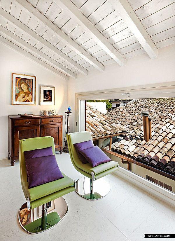 Italian Loft – Combination of Old and New Studio Magenis