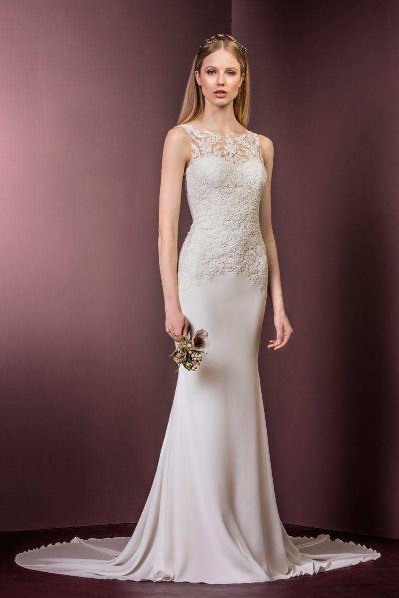 Slim fluted lace dress style lovestory pinterest