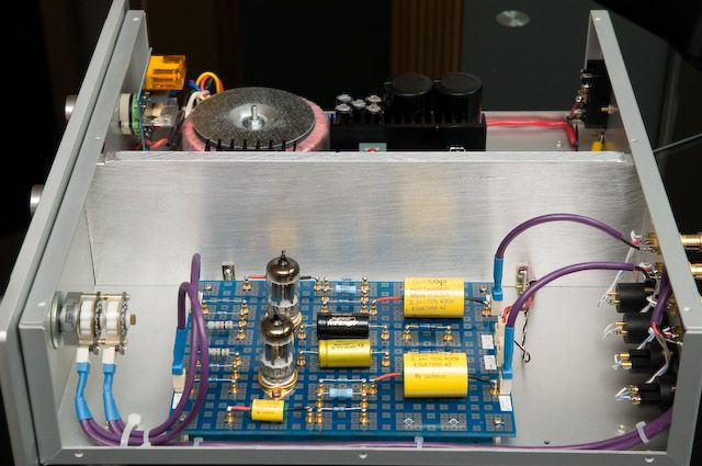 DIY 12AX7 Tube preamp | Audiophile in 2019 | Audio, Diy tech, Diy