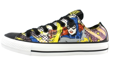 bdd3126b4228 Batgirl Converse that i really wanna buy (