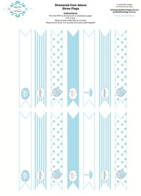 Free-printable-baby-shower-party-straw-toppers-via-Karas-Party-Ideas-KarasPartyIdeas.com_.png 963×1,335 pixeles