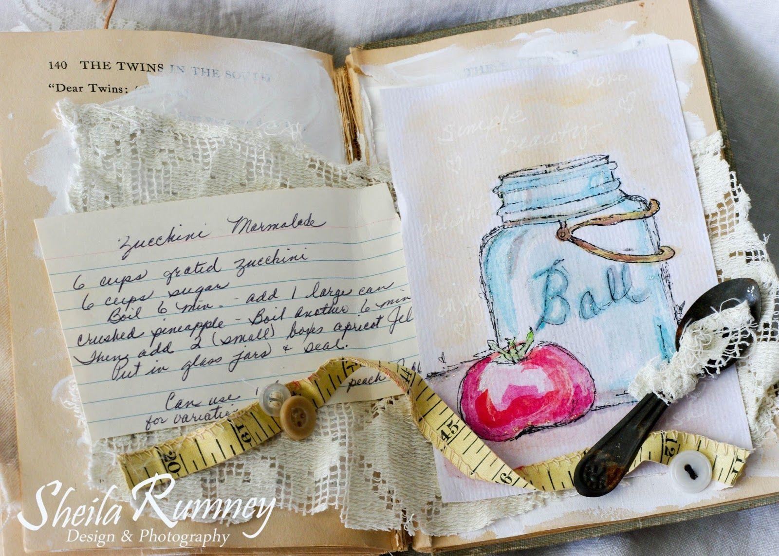 Art Journal www.sheilarumney
