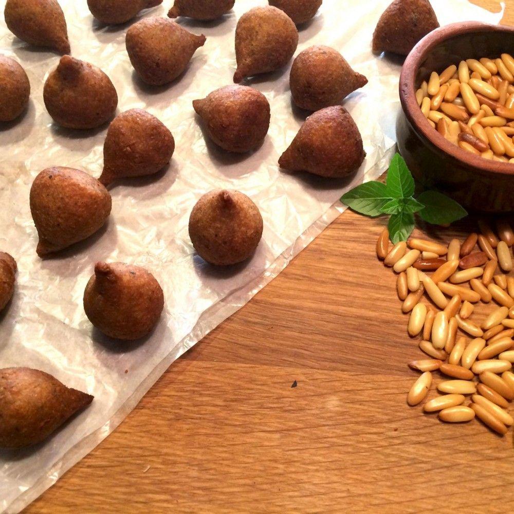 Gourmet Meat&Pine Nuts Kobebah - Lebanese Specialities