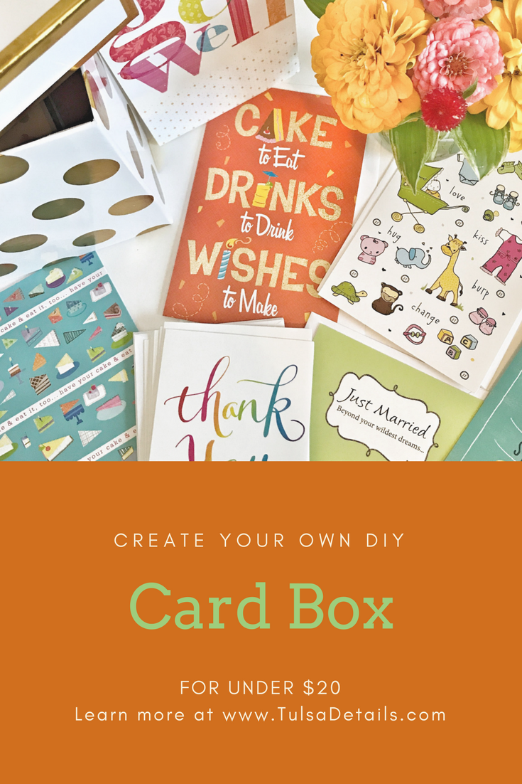 Card Box DIY Gift Ideas Gifts For Women