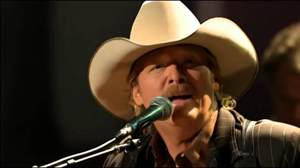 Alan Jackson S Blessed Assurance Reminds Us Of God S Blessings