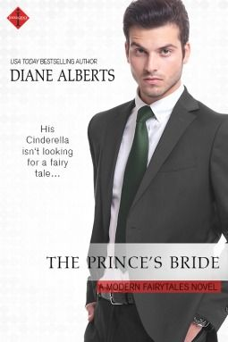 Mes Livres: Blog Tour for The Prince's Bride by Diane Alberts