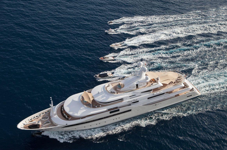 Luxury Mega Yacht CRN YACHT Yacht your way Yacht