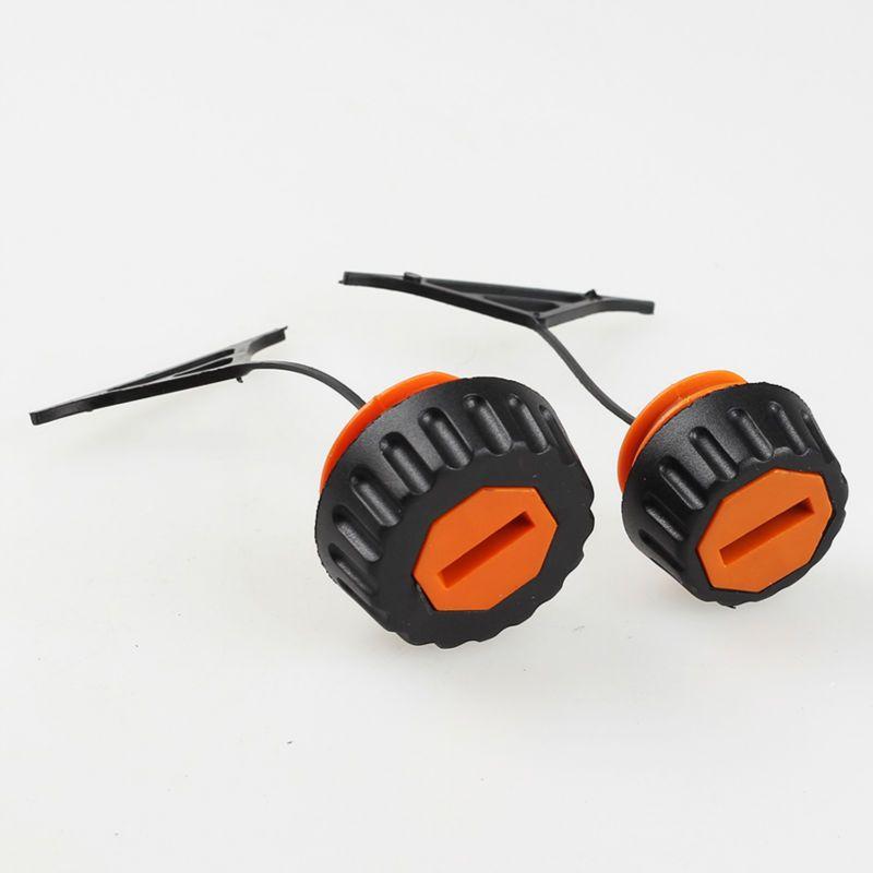 Gas Fuel Cap /& Oil Cap fit for Stihl 020 021 023 024 025 026 028 034 036 038 048