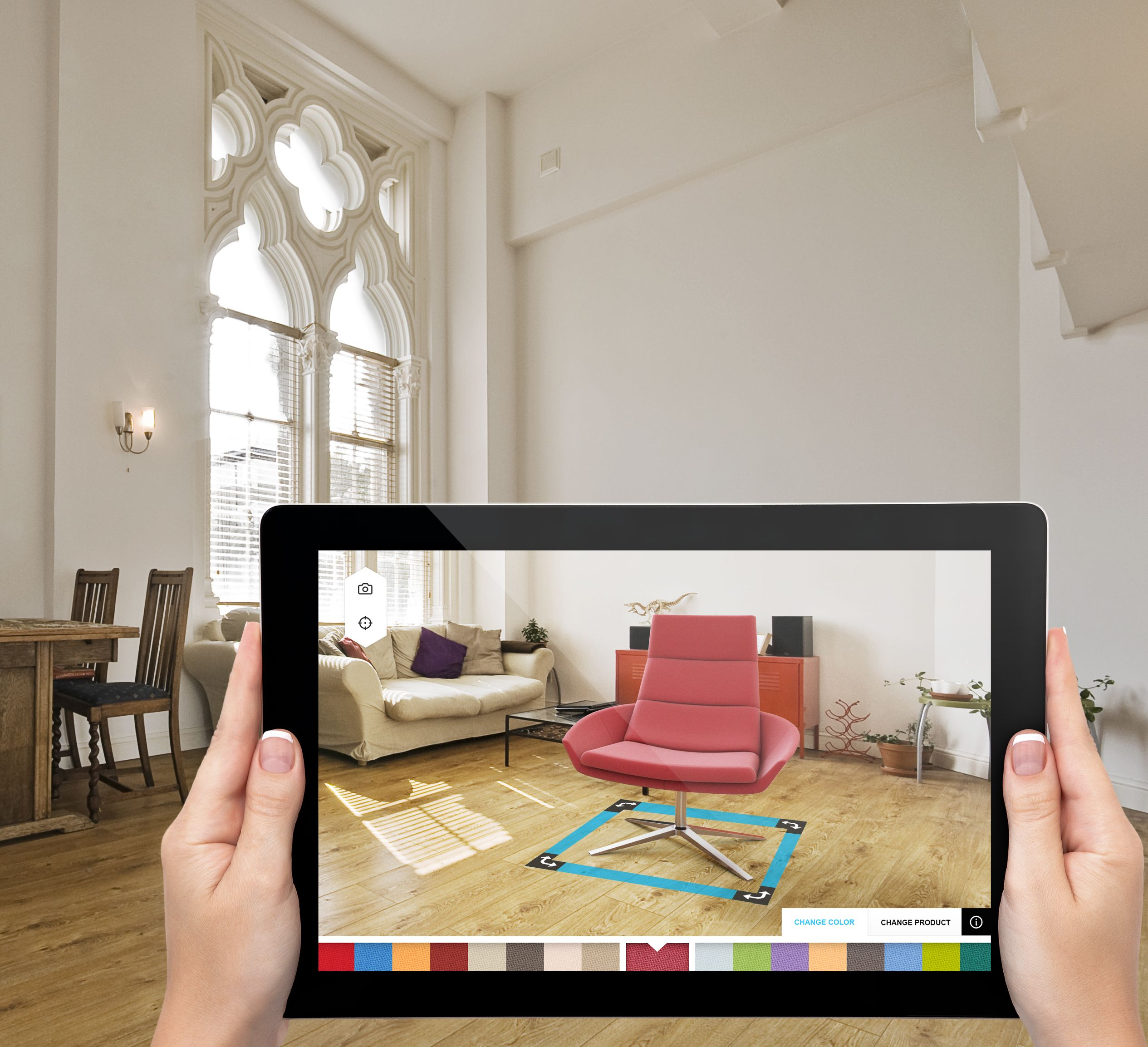 Designing Your Home Just Got To The Next Level: Augmented Reality In  Amikasa Allows You