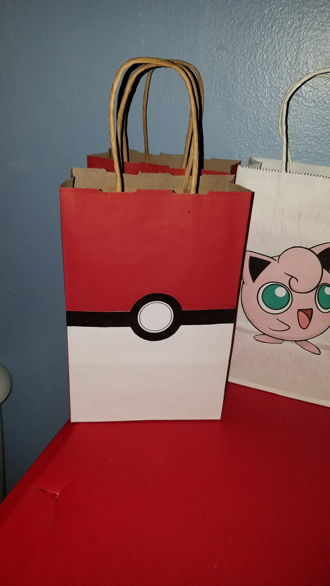 Pokemon Goody Bag Pokeball Go Party Ideas