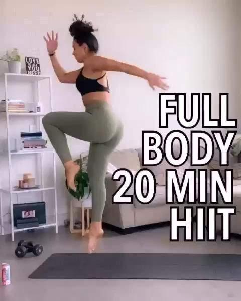 Full body workout plan to burn unwanted fat from your body and get your dream body at home.