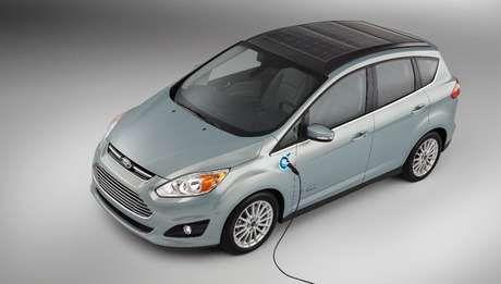 Ford mostra carro movido a energia solar e autonomia de quase 1 mil km