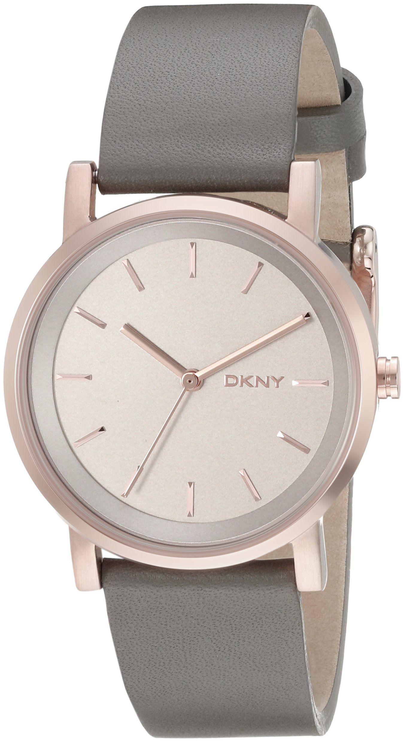 2a75ba08199a Amazon.com  DKNY Women s NY2341 SOHO Grey Watch  Dkny  Watches