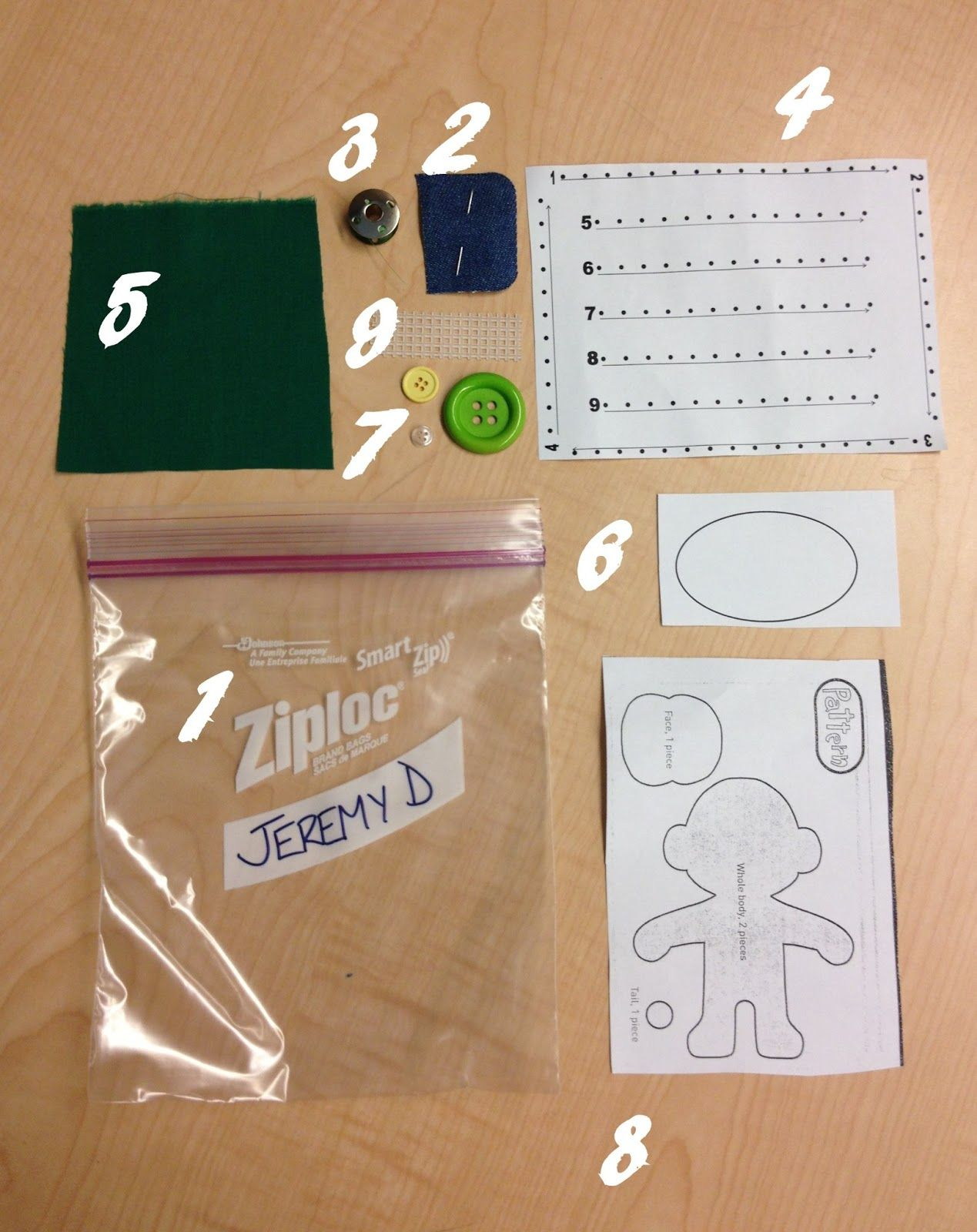 Sewing Rules Supplies Amp Starter Bags With Images