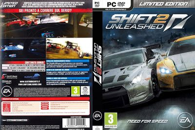 Download Need for Speed Shift 2 Unleashed Full Cracked Game