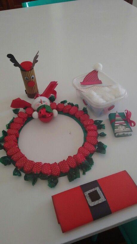 Pequenos presentes de Natal