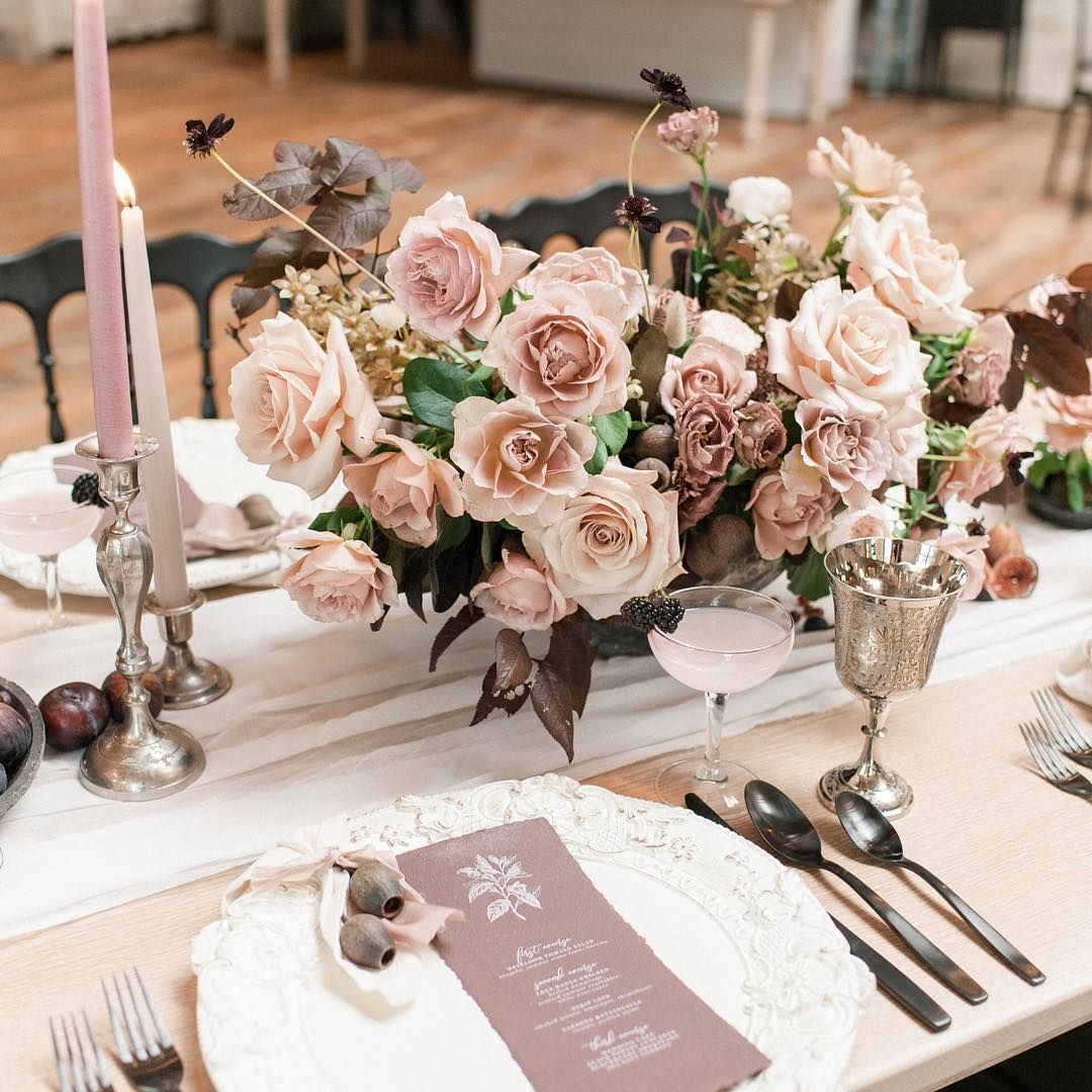 """Wedding Ideas With A Difference: Twisted Willow Flowers On Instagram: """"Tabletop Details"""