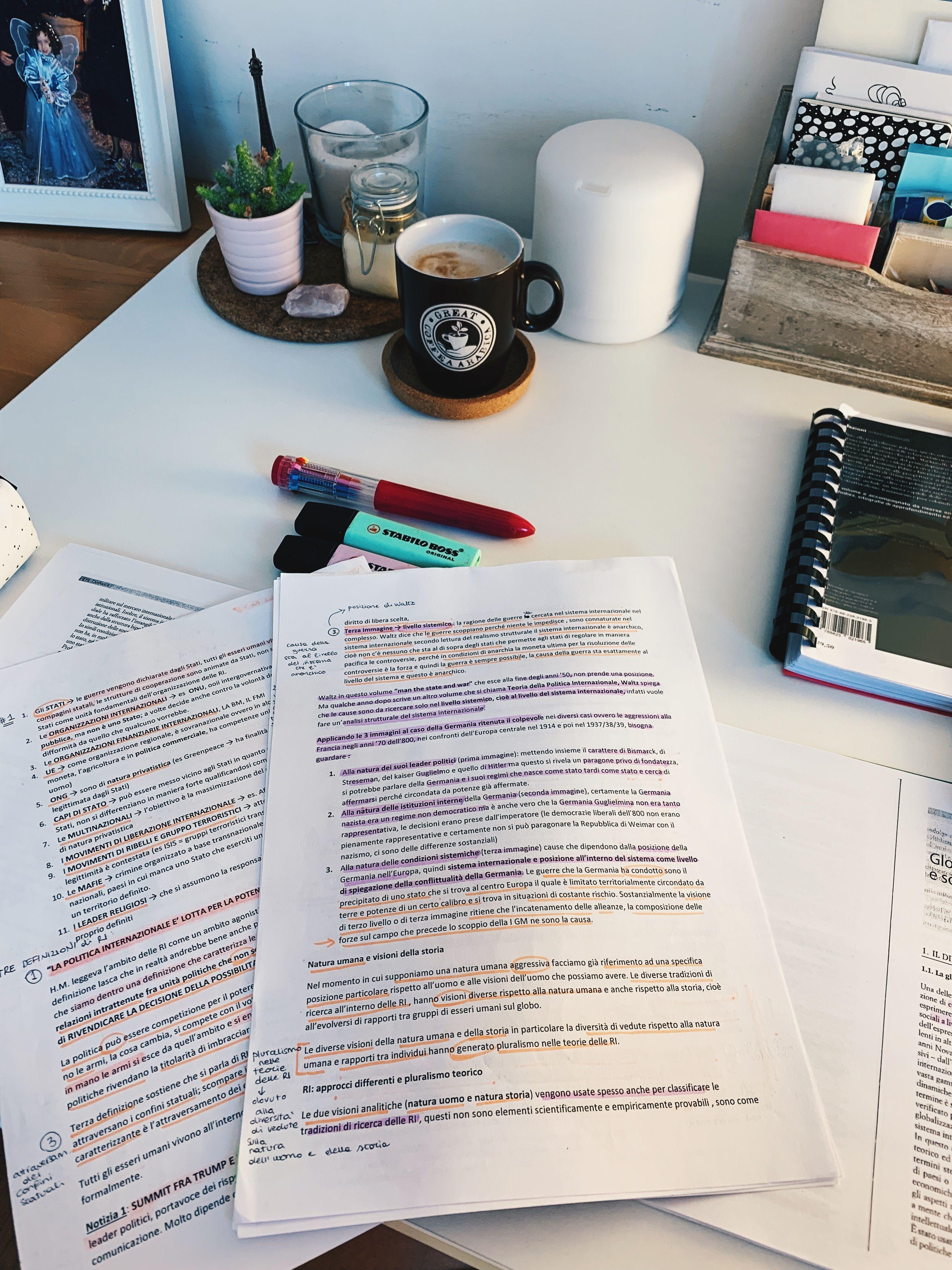 University Homework Study Studying Workhard Desk Writing Scuola Studio E Tumblr