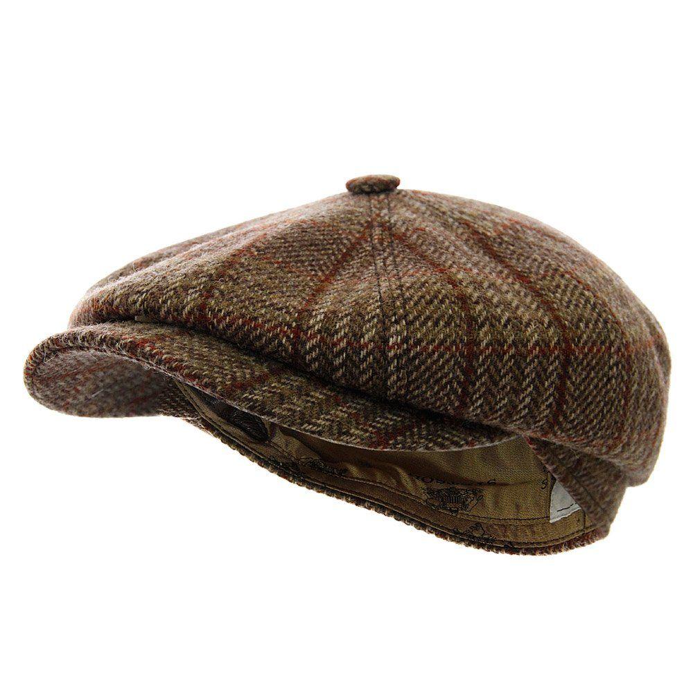 537a3fa658cb22 Stetson Hats Stetson Hatteras Woolrich Light Brown Hat 684040427555 ...
