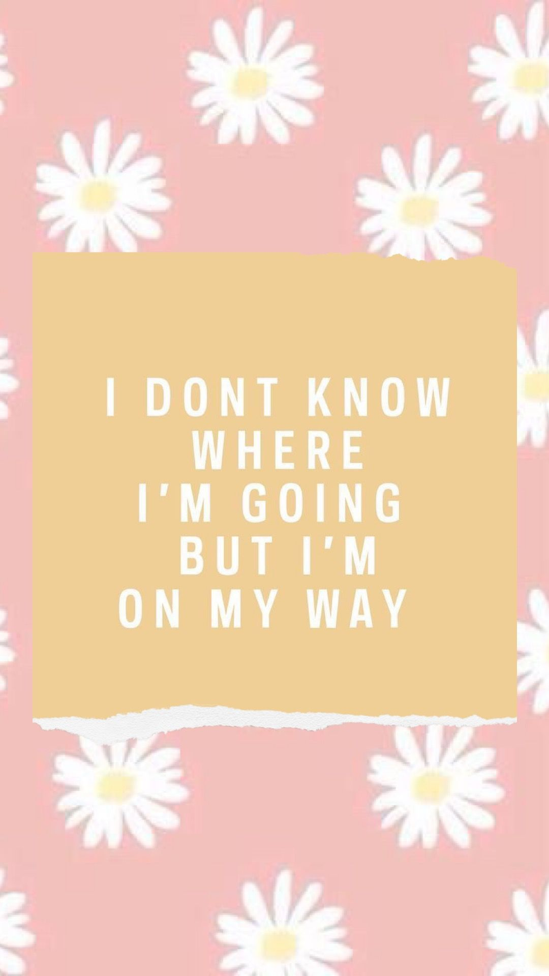 I don't know where I'n going but I'm on my way #inspiration #inspirationalquotes #motivationalquotes #motivationmonday #success #successquotes