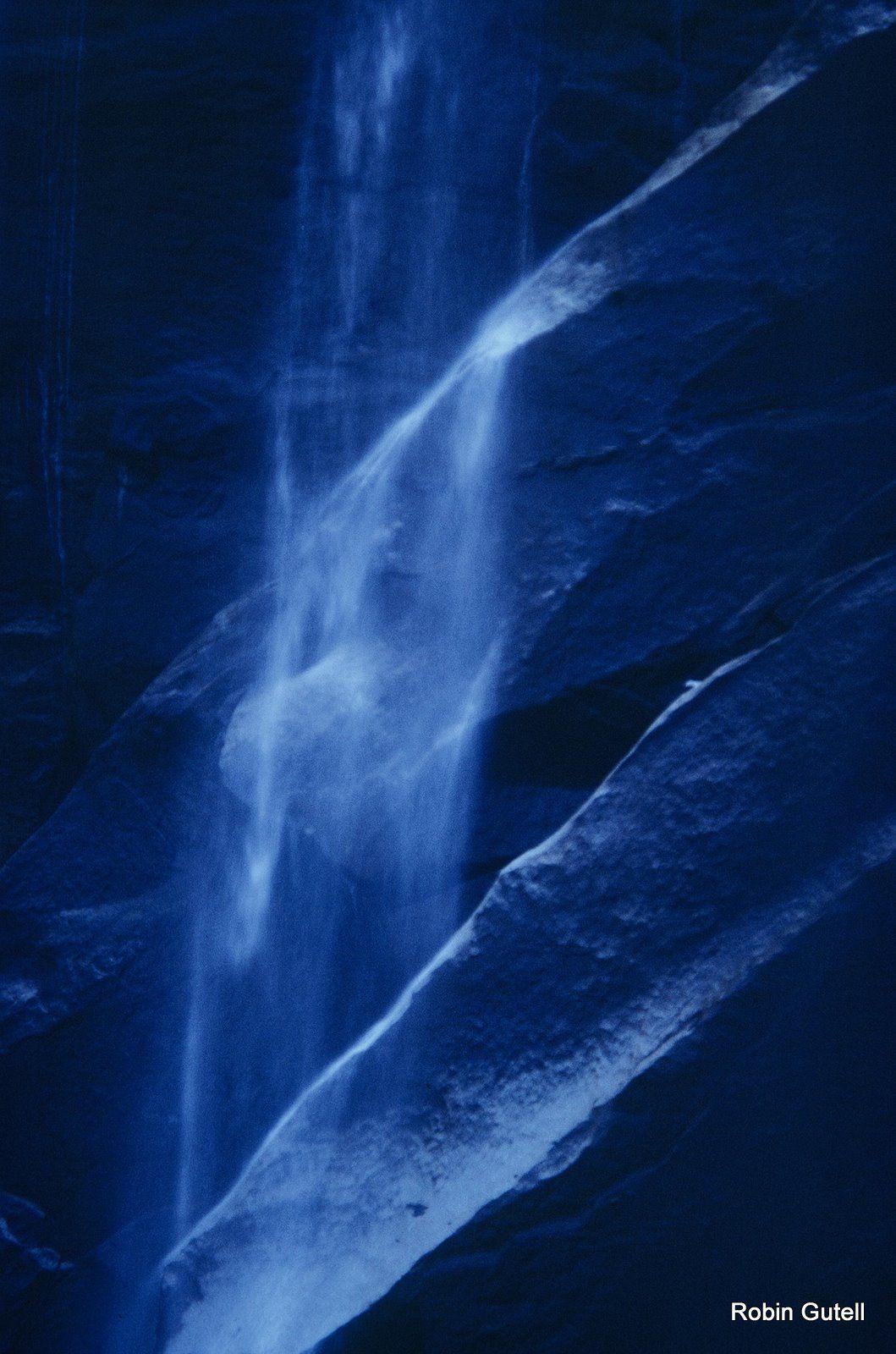 Waterfall, Yosemite ~1980