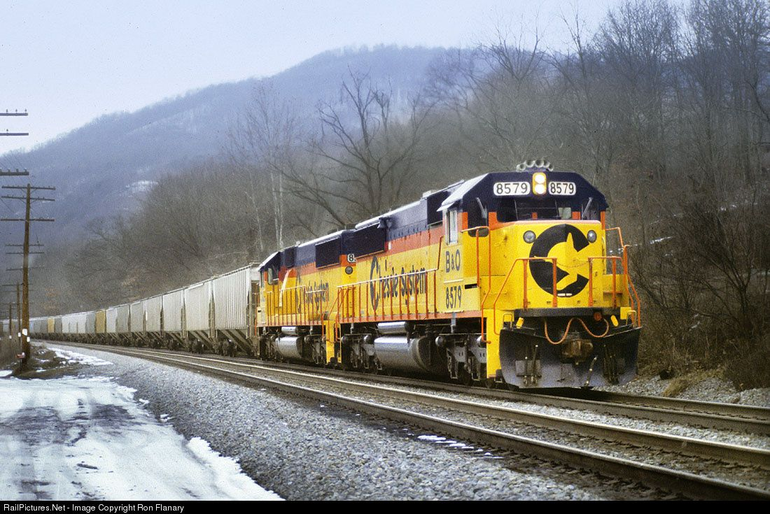 Railpictures net photo chessie system 8579 b o emd sd50 for Railpictures