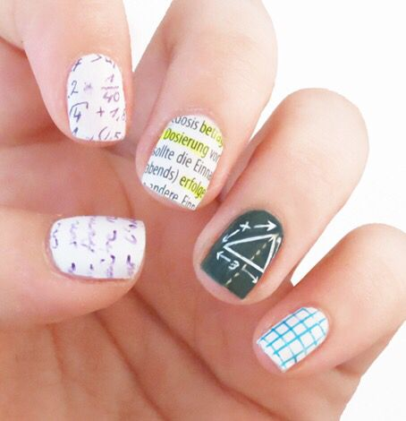 nail art math