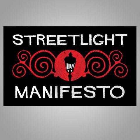 "Streetlight Manifesto ""Ornate"" Flag  ::: THE RISC STORE :::"