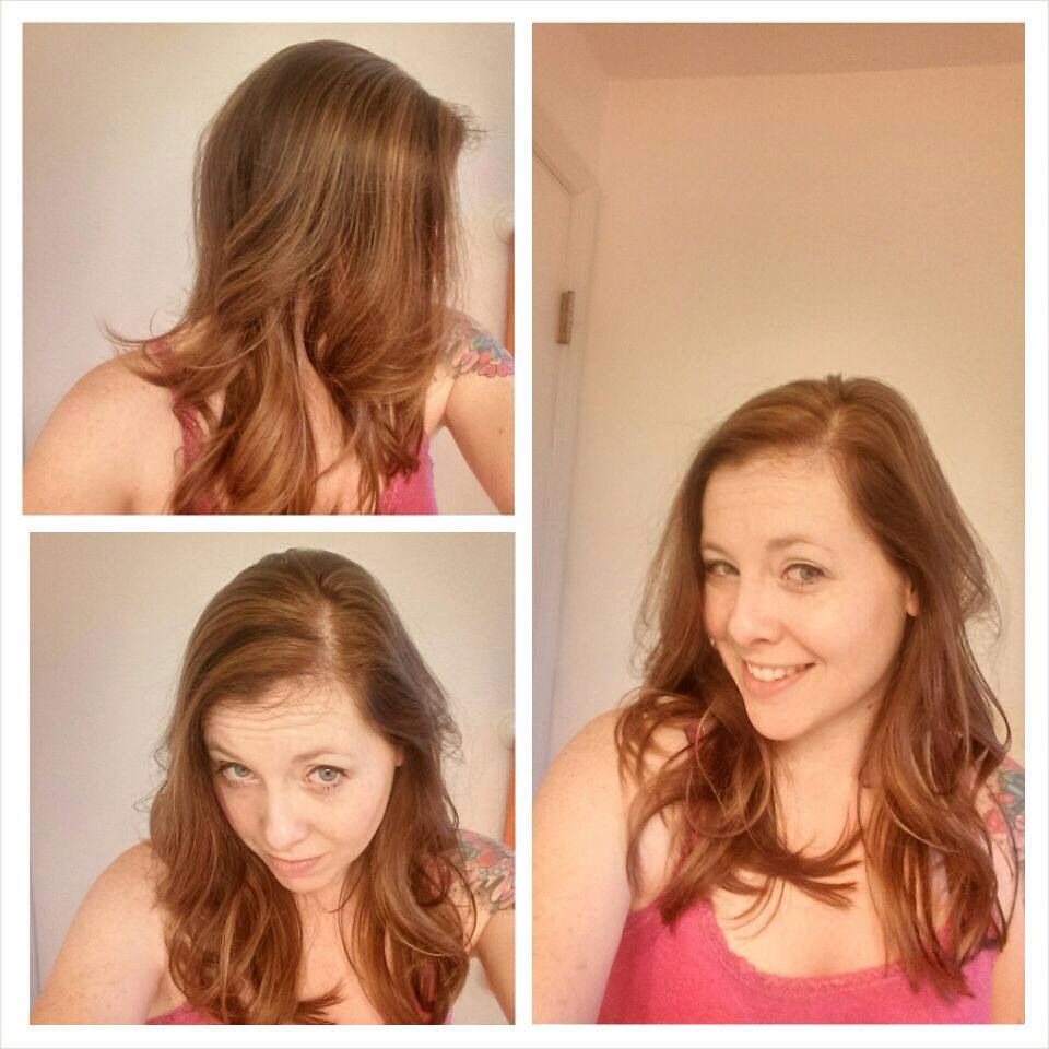 Rich warm brown with a soft honey highlight. Hair color done by Megan, haircut done by lis both at the Kitsap Gene Juarez. @Gene Juarez Salons & Spas