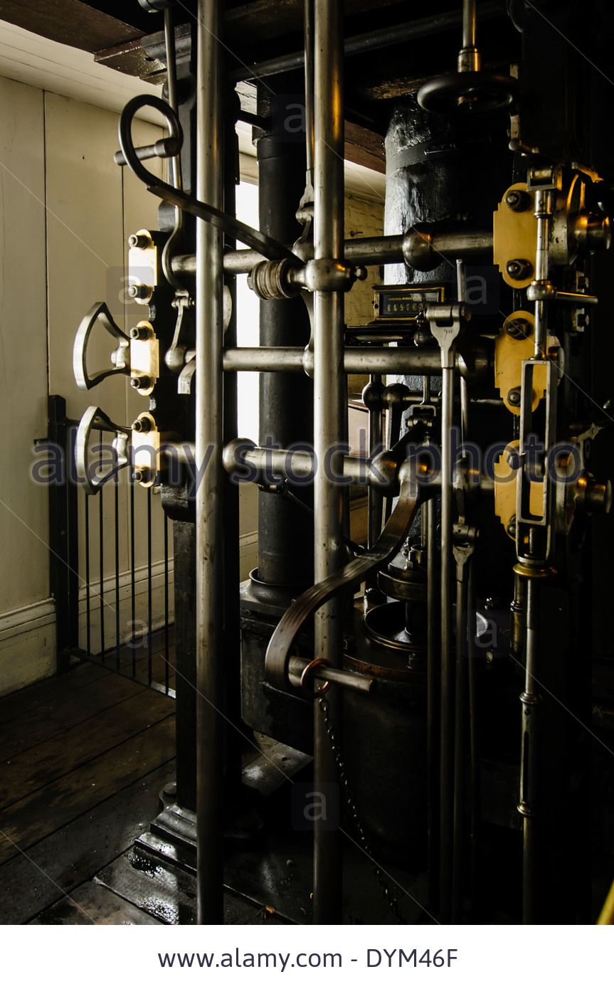 Crofton Steam Beam Engine Stock Photo, Picture And Royalty Free Image. Pic. 68669175
