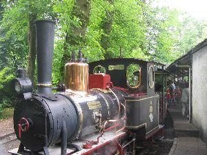 Trein Op De Efteling Sprookjes En Efteling Locs Train En Trucks