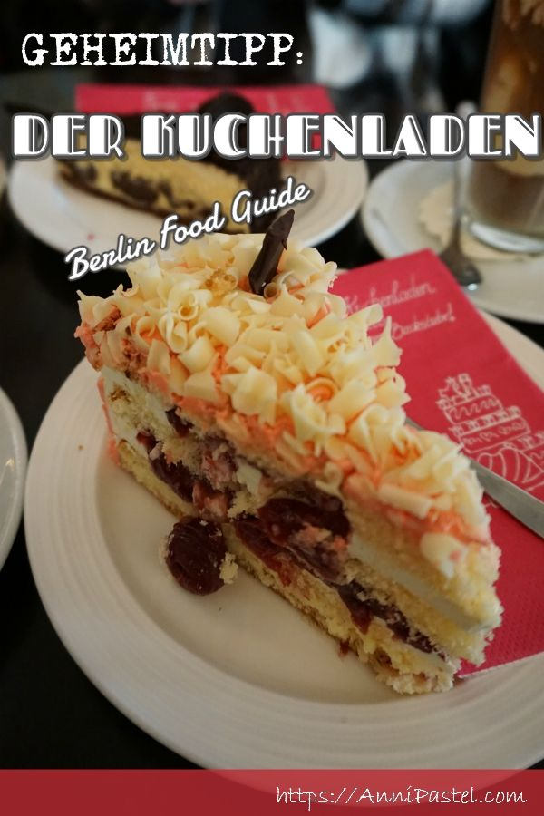 Der Kuchenladen Berlin Geheimtipp In Charlottenburg City